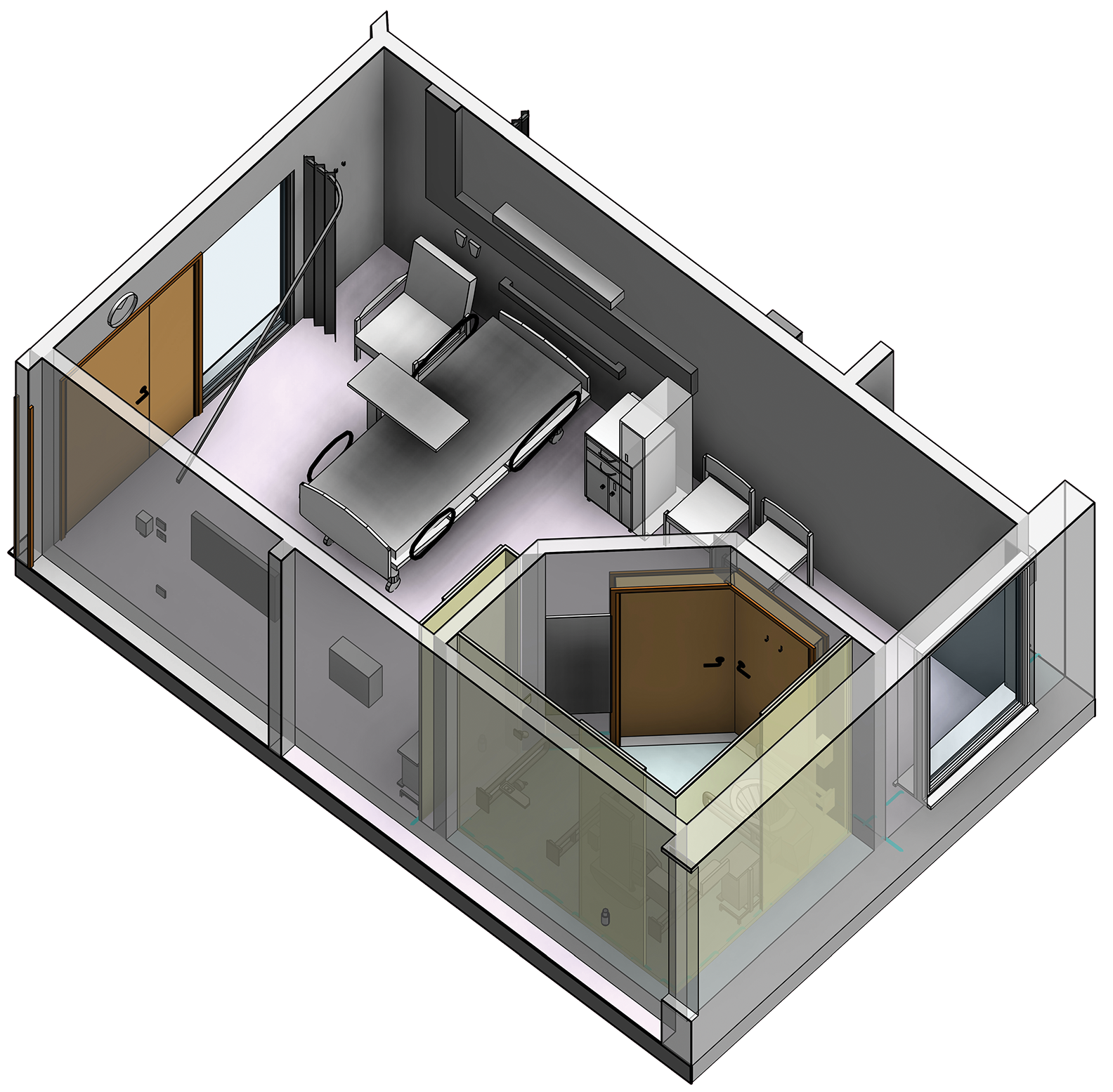 Bedroom Layout With Bathroom
